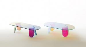 Szkło może przyjmować różne formy - w tym niesamowitych, designerskich mebli. Zobaczcie nowości od uznanej włoskiej marki.