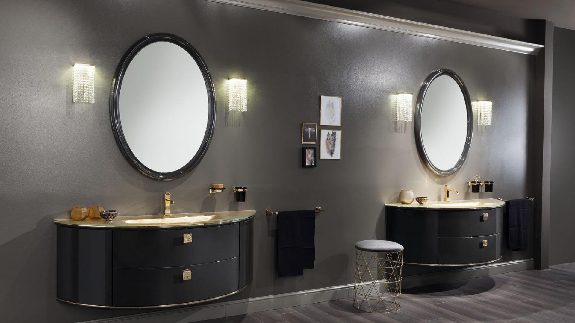 Okrągłe Lustro W łazience To Jest Modne