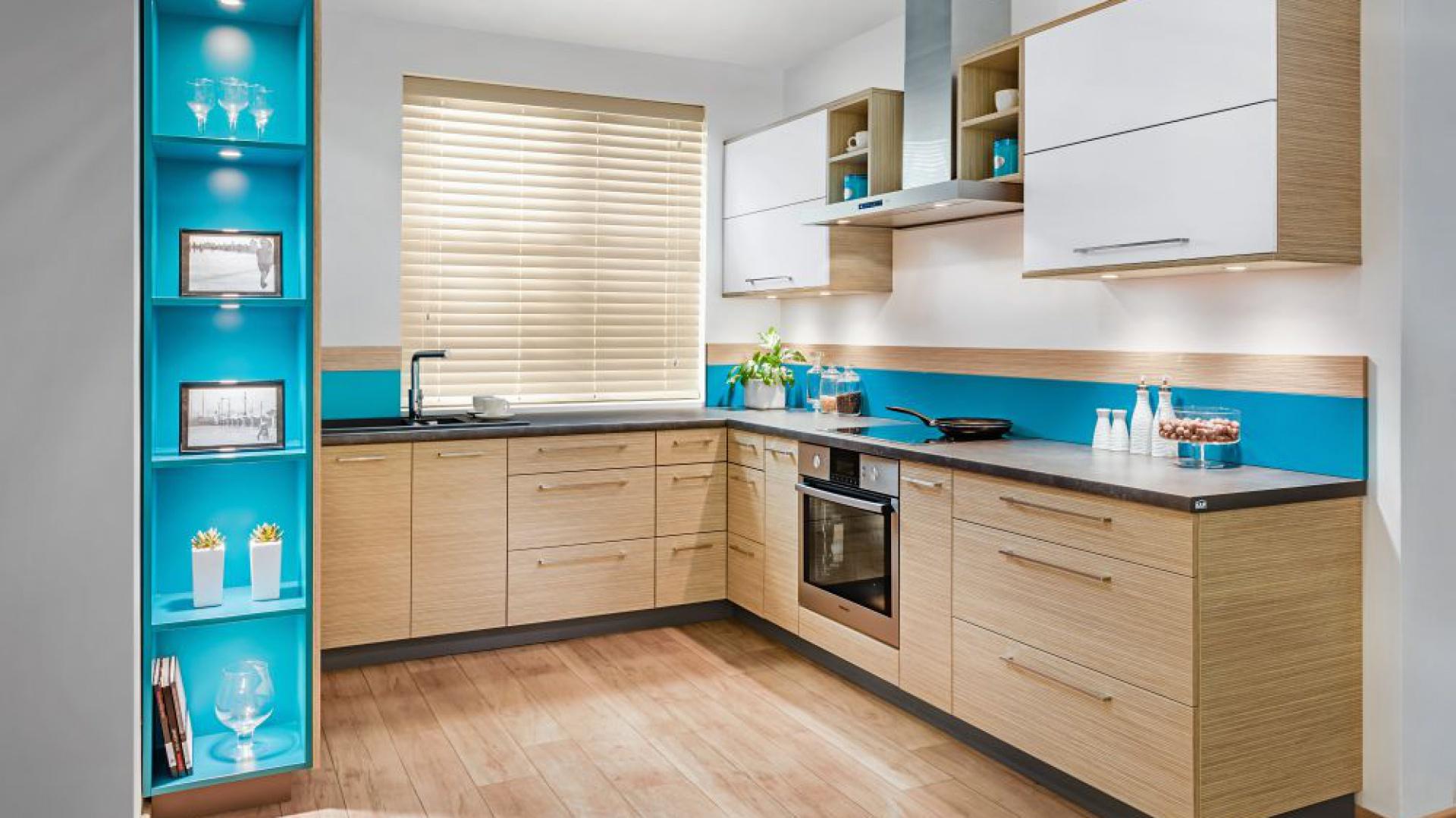 Kolor W Kuchni Praktyczne Sposoby Na Każdą Kieszeń