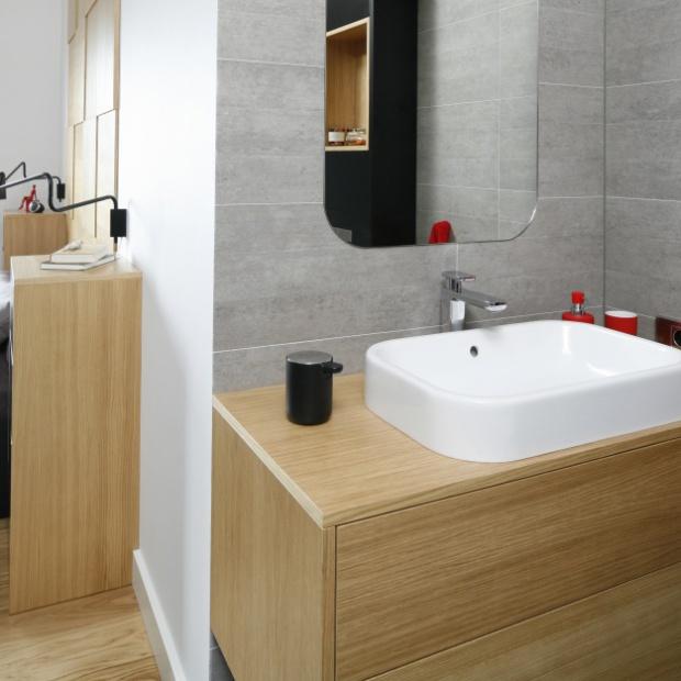 Strefa umywalki - sprawdź nasze pomysły do małej łazienki