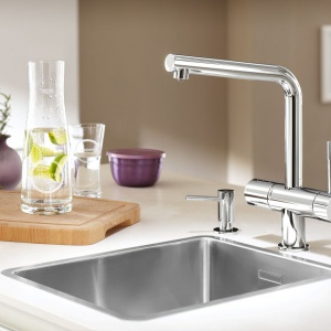 Bateria Minta Touch. Fot. Grohe