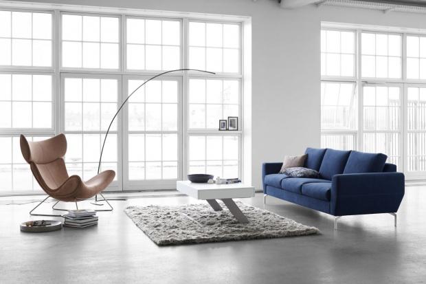 Elegancka sofa modułowa: designerski model
