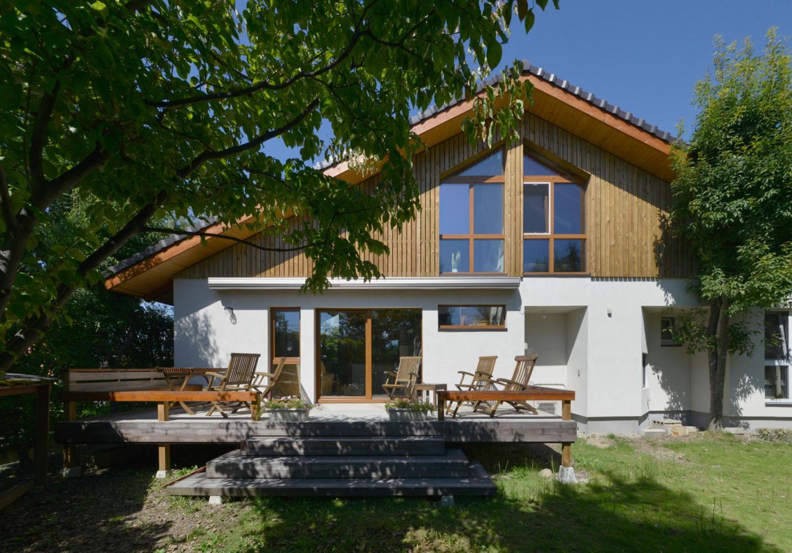 WALD – dom pokazowy DAKO zlokalizowany w Nagano w Japonii. Fot. DAKO