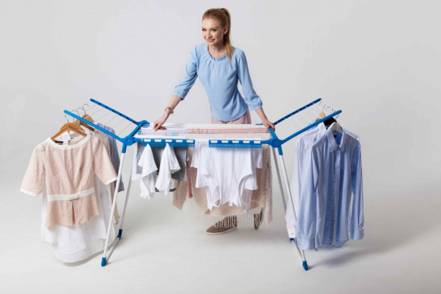 Trzy praktyczne modele suszarek na pranie