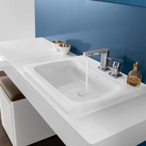 Nowa łazienkowa kolekcja Vivia od Villeroy & Boch.