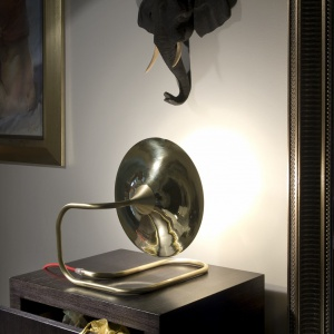 Lampa Intueri Lights Turbaya. Fot. Mesmetric