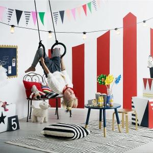 Kolekcja Tikkurila Kids Style to wyjątkowy koncept marki stworzony został we współpracy z dziećmi. Fot. Tikkurila