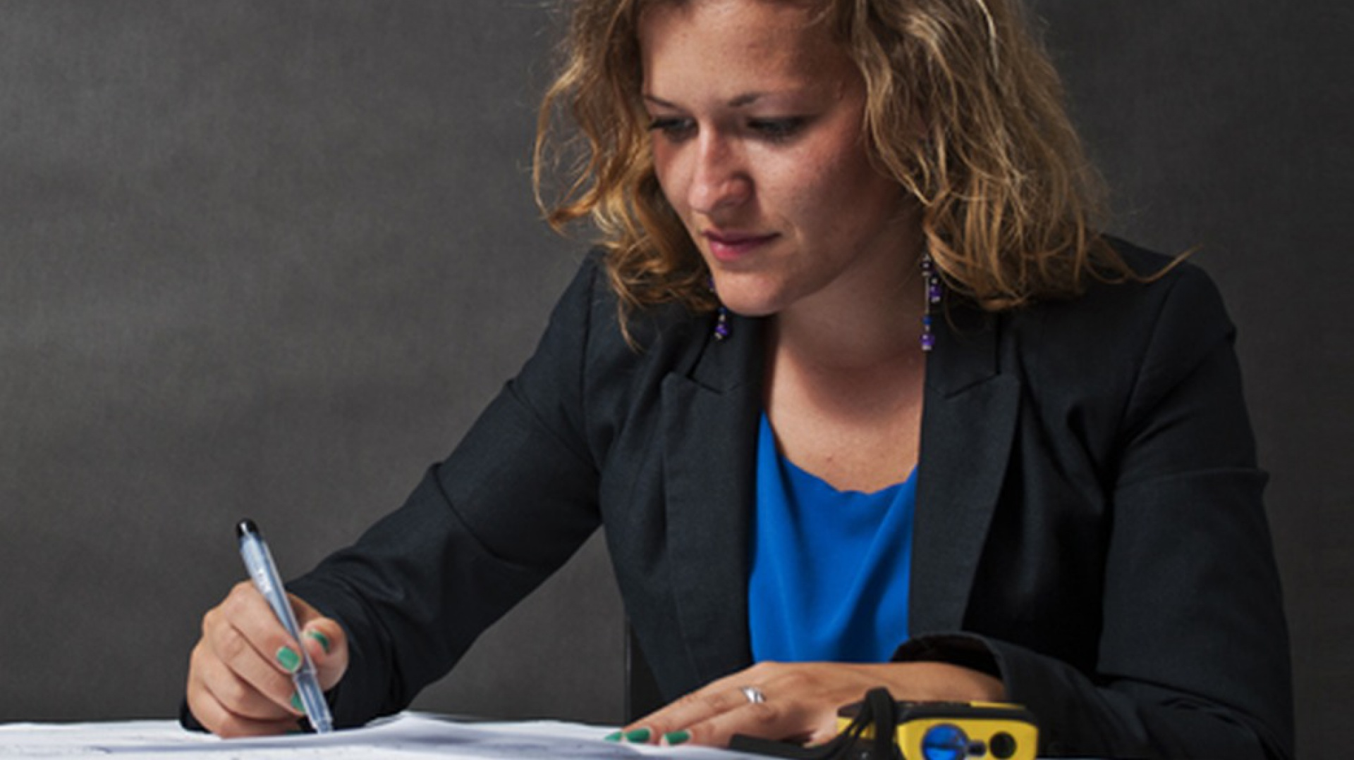 Anna Ryplewska z biura projektowego Pracownia Aranżacja. Fot. admolto.com