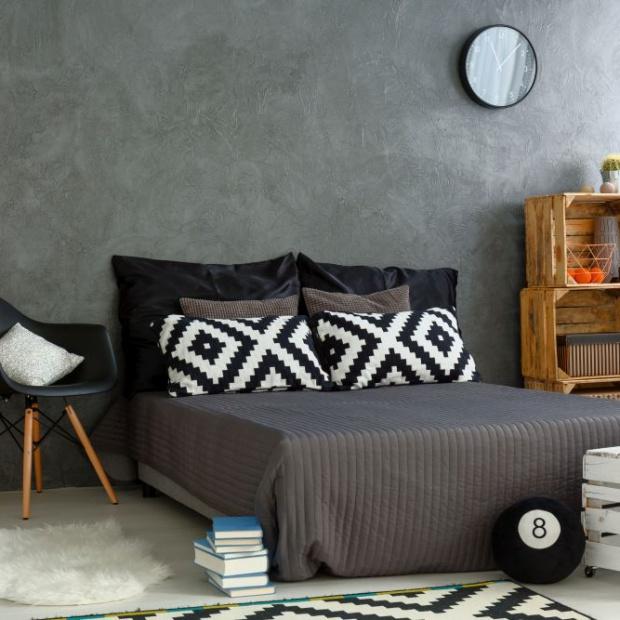 Modna sypialnia: postaw na akcenty hand-made