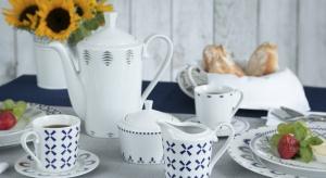 Najnowszalinia porcelany inspirowana tradycją folkloru europejskich państw odnosi się do ich symboli oraz deseni, dzięki czemu przywodzi na myśl Europę zjednoczoną wokół wspólnego stołu.