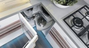 Szafka narożna to mebel oferujący dużą powierzchnię przechowywania, która w kuchni jest niezwykle cenna.