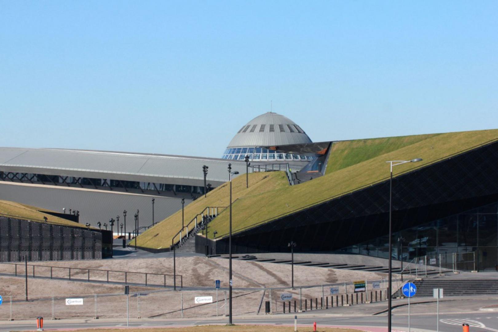 MCK Katowice, fot. PTWP