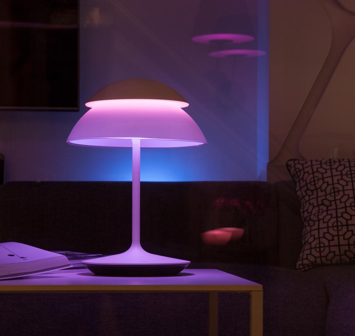 Lampa Hue Beyond Fot. Philips