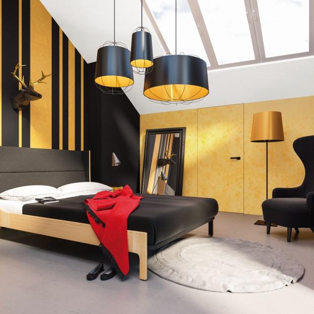 Metamorfoza sypialni - 10 prostych pomysłów