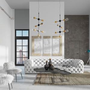 Glinka Wenecka magnat to wyjątkowe pokrycie powierzchni stanowiące doskonałe i proste rozwiązania dla osób poszukujących nietypowych efektów dekoracyjnych. 91,14 zł/3kg. Fot. Magnat
