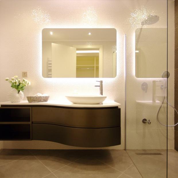 Oświetlenie w łazience – tak je zaprojektujesz