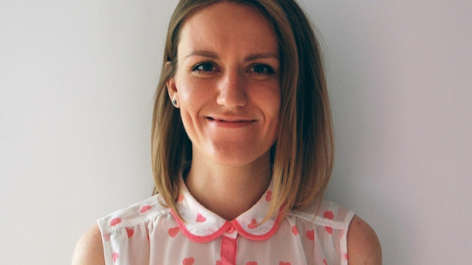 Ewelina Białobrzewska ze studia projektowego 4 kąty a stół 5. Fot. Archiwum projektantki