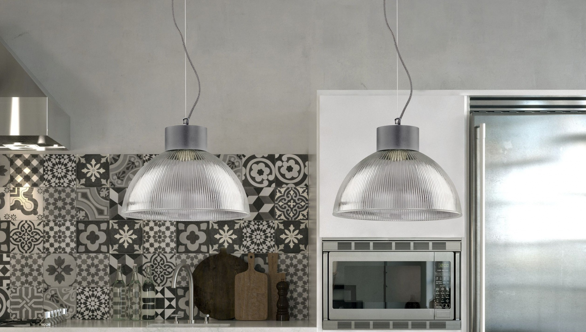 Lampa Factory. Fot. Nowodvorski Lighting