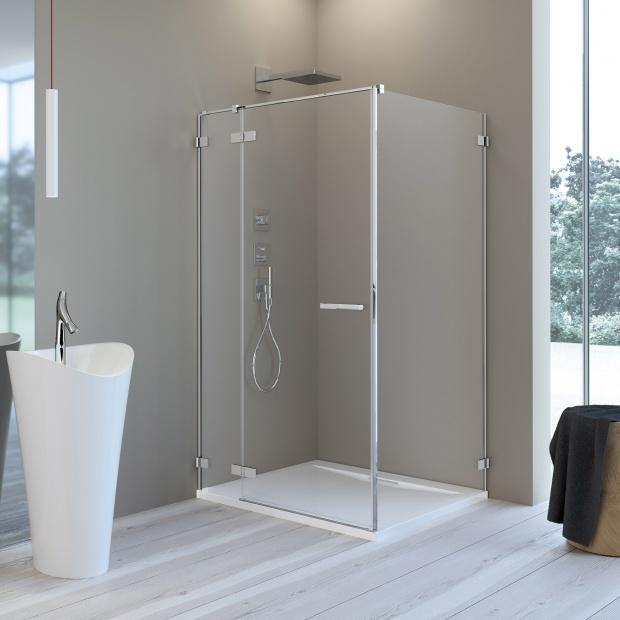 Kabiny prysznicowe bez zacieków – jak utrzymać je w czystości