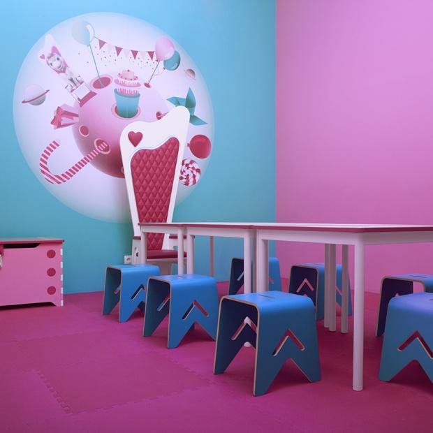Husarska Design Studio projektuje dla najmłodszych