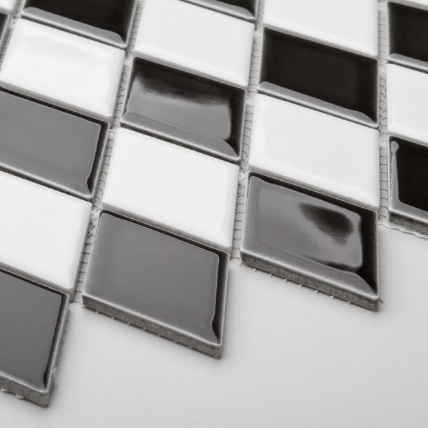 Nowa kolekcja mozaiki w stylu art déco