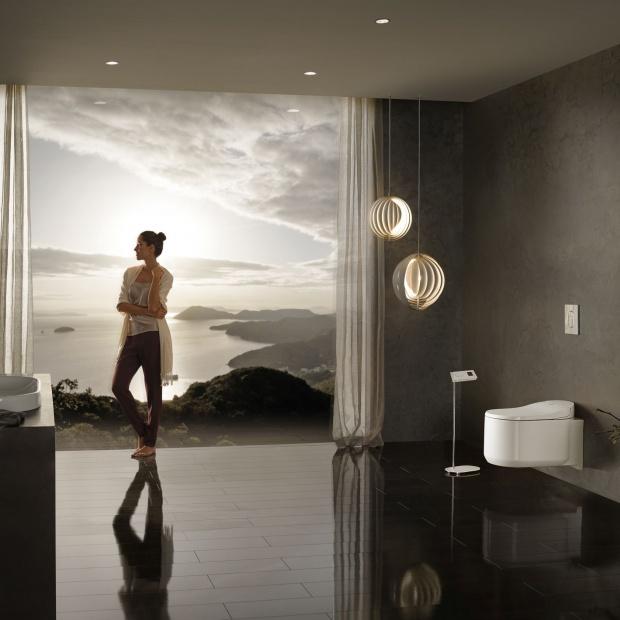 Niemieckie wzornictwo i japońska precyzja: nowa toaleta myjąca