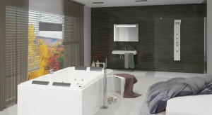 Według najnowszych trendów, nowoczesna łazienka powinna być minimalistyczna, w miarę możliwości przestronna, o prostych, regularnych liniach.Jak uzyskać efekt nowoczesności w naszych wnętrzach?