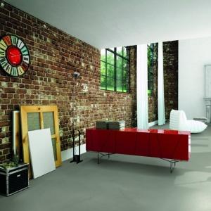 Styl: Dla artystów do tworzenia. Posadzki dekoracyjne Weber 4650 Design Color. Fot. Weber