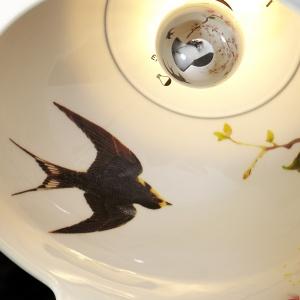 Lampa Juuyo Blossom, projekt Lorenza Bozzoli. Fot. Moooi