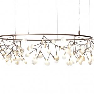 Lampa Heracleum small big O, projekt Marcel Wanders. Fot. Moooi