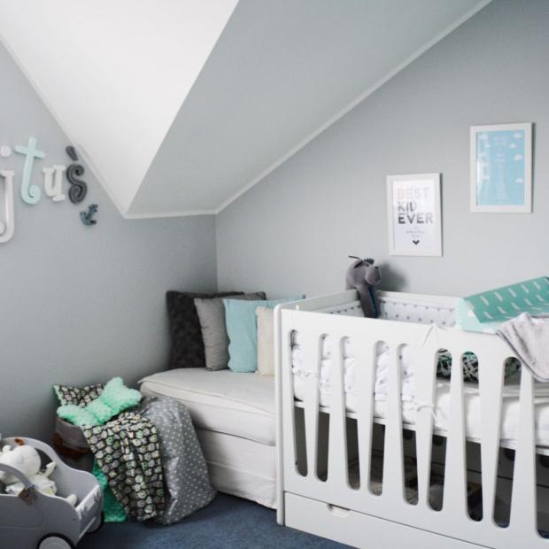 Pokój niemowlaka: tak urządzisz śliczne wnętrze dla chłopca