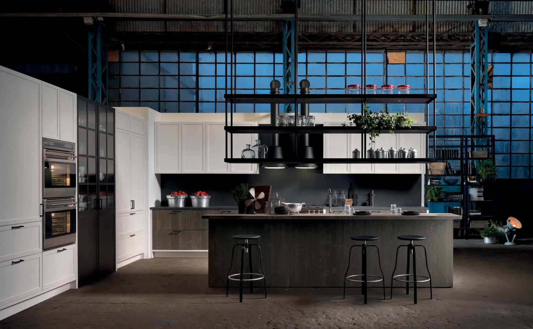Kuchnia Factory. Aster Cucine