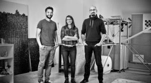 """Studio projektowe - Trufle Mozaiki, zakolekcję wzorów mozaiki inspirowanych folklorem """"Etno"""" - autorstwaEwy Skrzypiec w kategorii produkt, otrzymało nagrodę Zamku Cieszyn."""