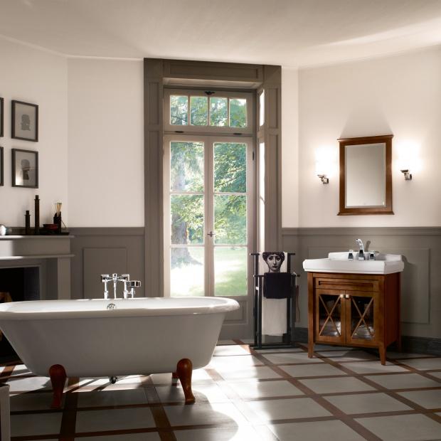 Luksusowa łazienka: nowe kolekcje niemieckiej marki