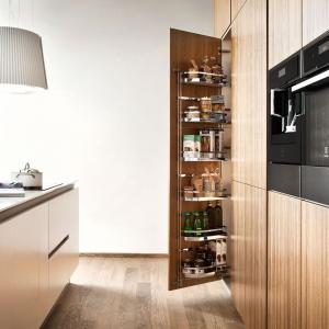 System TANDEM zapewnia wyjątkowo dużo miejsca na produkty. Fot. Peka