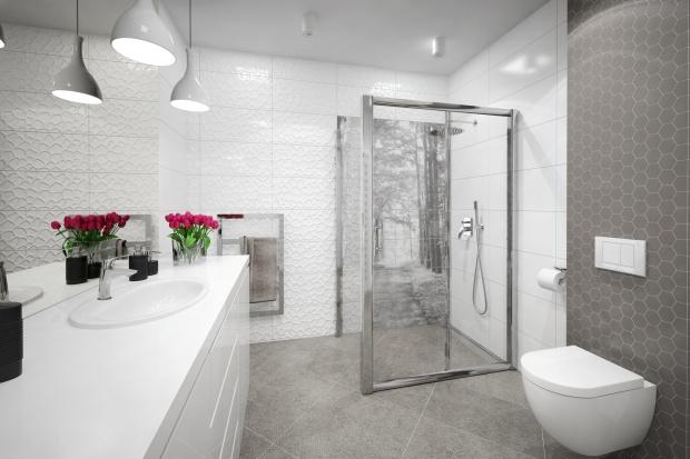 Glamour czy minimalizm? Dwa spojrzenia na łazienkę od Deante