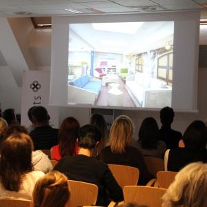 Patryk Kaczanowski z Morgan&Möller mówi o zaletach betonu architektonicznego.