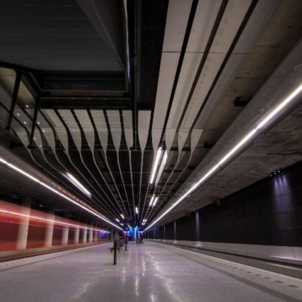 Dworzec kolejowy w holenderskim Delft