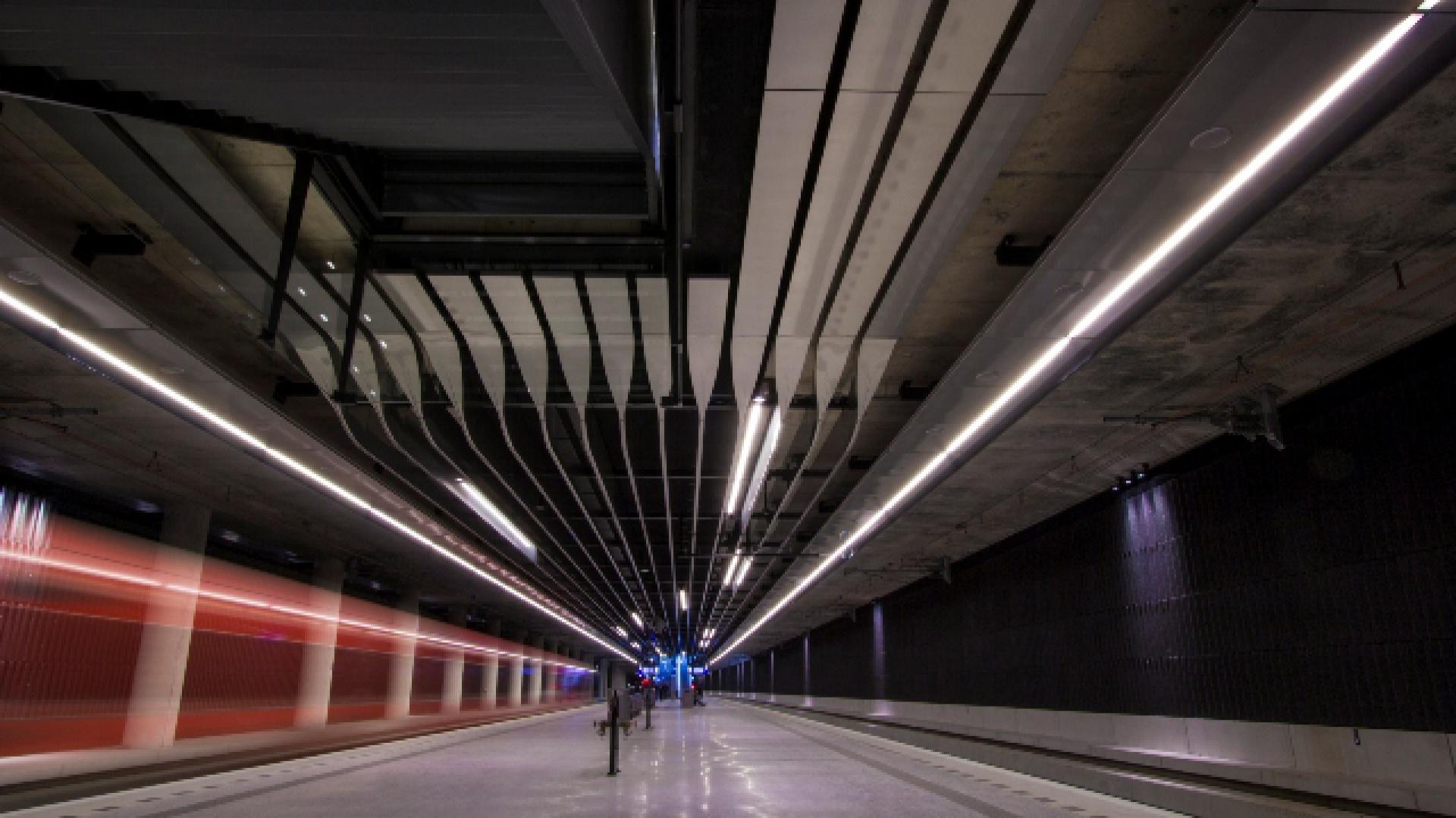 Nowa stacja w Delft została udostępniona podróżnym w lutym 2015 r. Fot. Hunter Douglas