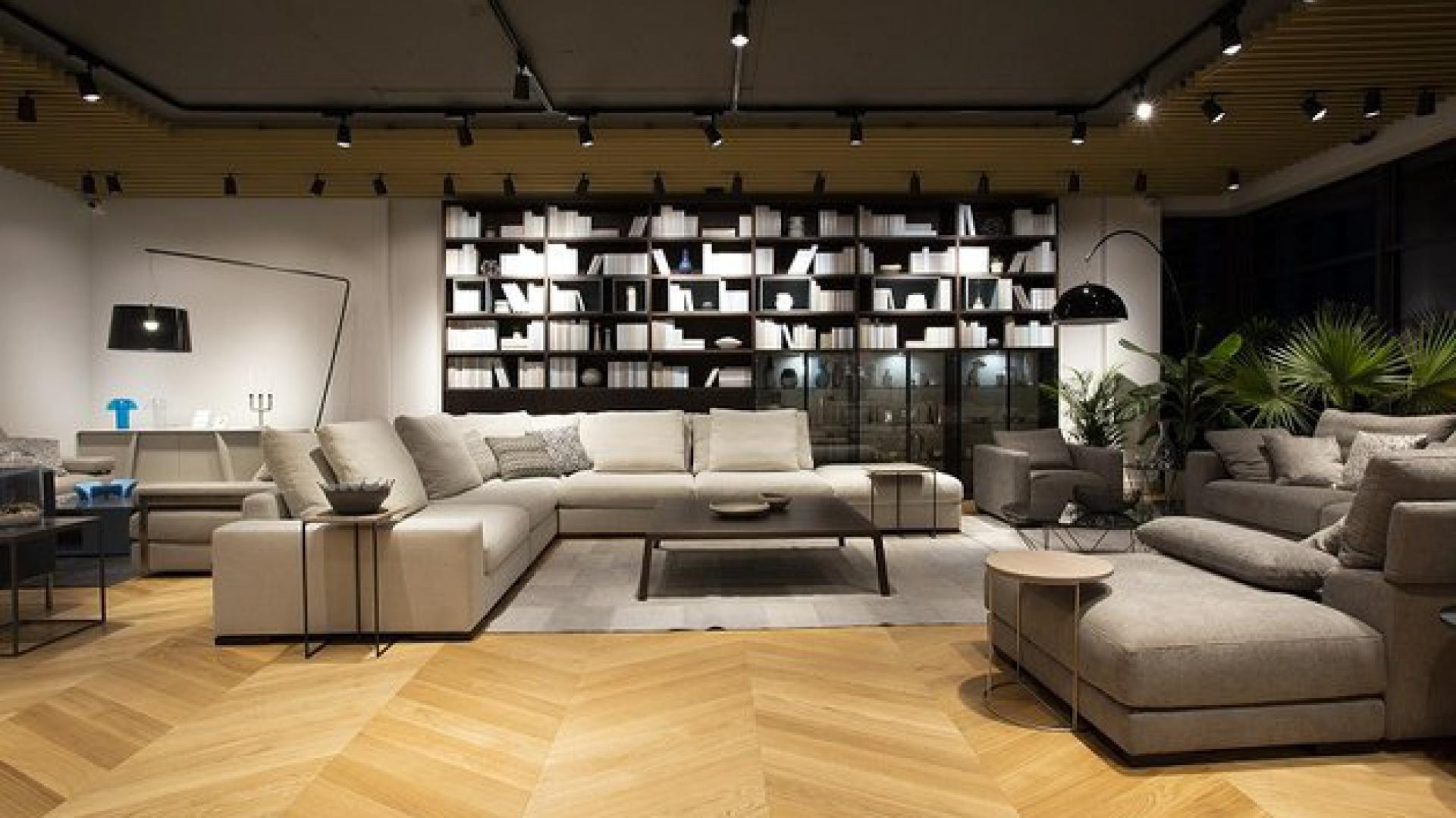 W planach jest organizowanie w salonie cyklicznych spotkań projektantów oraz architektów. Fot. Materiały prasowe