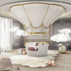 Łóżko Fantasy Air Baloon. Fot. Circu