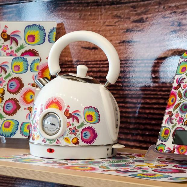 Modna kuchnia: postaw na folkowe wzory