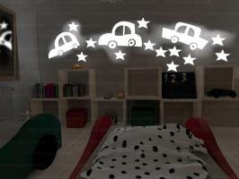 Pokój dla chłopców 12 mkw w Międzyrzeczu