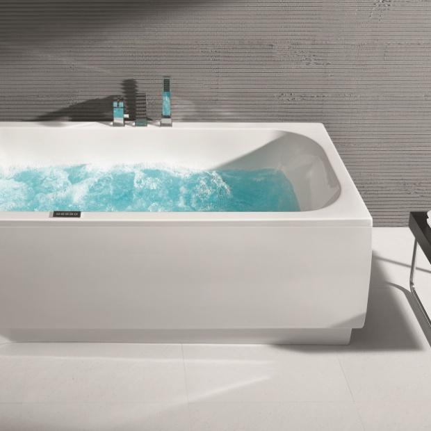 Wyposażenie łazienki: strefa wellness