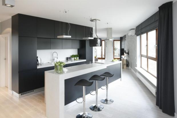 Zobacz jak wykorzystać beton w kuchni
