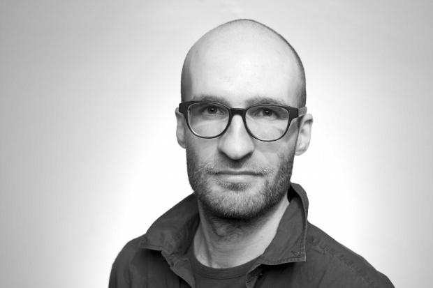 Paweł Grobelny ze zwycięskim projektem dla paryskiej La Defense