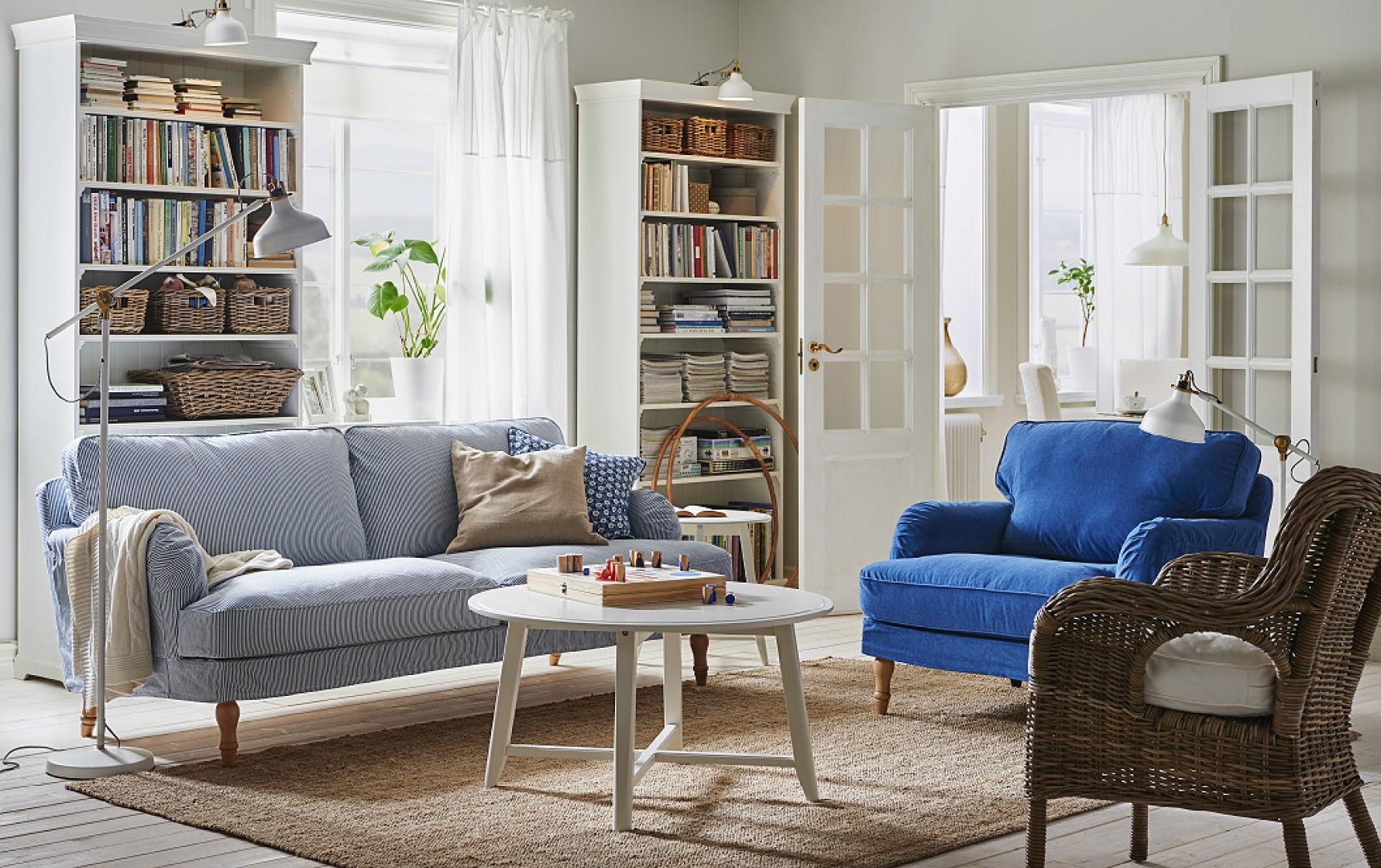 Sofa Stocksund od IKEA. 1999 zł, fot. materiały prasowe