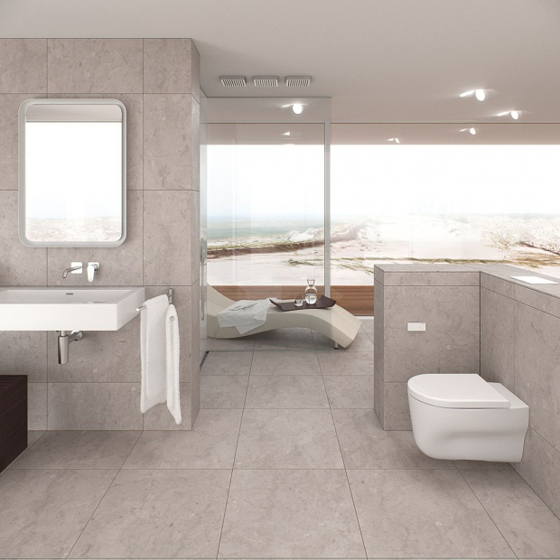 Swoboda w projektowaniu łazienki – zdalne spłukiwanie