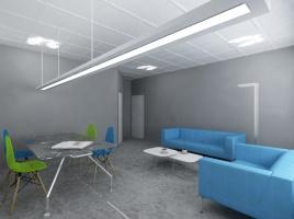 Minimalistyczne biuro