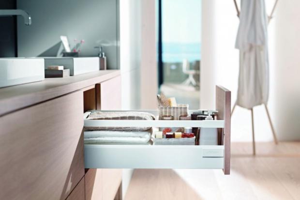 Przechowywanie w łazience: zobacz 10 praktycznych pomysłów